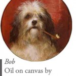 Bob - Oil on canvas by George Earl