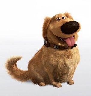 Famous Dogs: Dug from Up