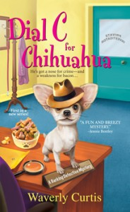 Dial C for Chihuahua-Bk 1
