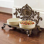 Baroque Pet Feeder