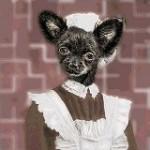 Mrs. Hughes, Housekeeper