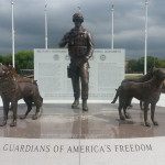 National War Dog Memorial