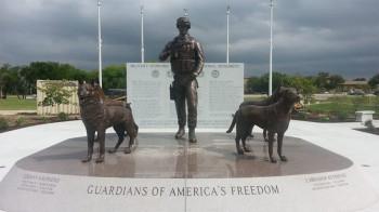 National War Dog Memorial