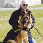 Morgan, Service Dog